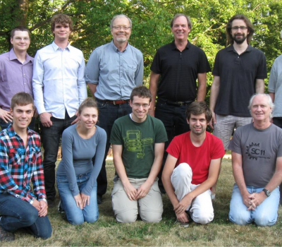 Precision Muon Physics Group Photo
