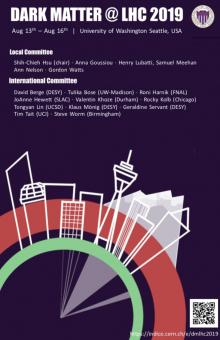 DM@LHC Poster
