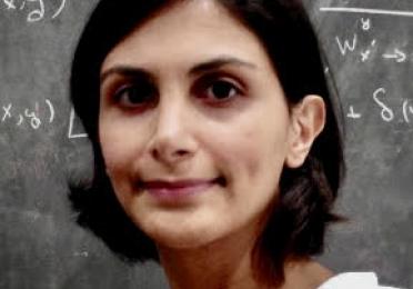 Armita Nourmohammad Headshot