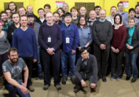 one-third of the MAJORANA research team